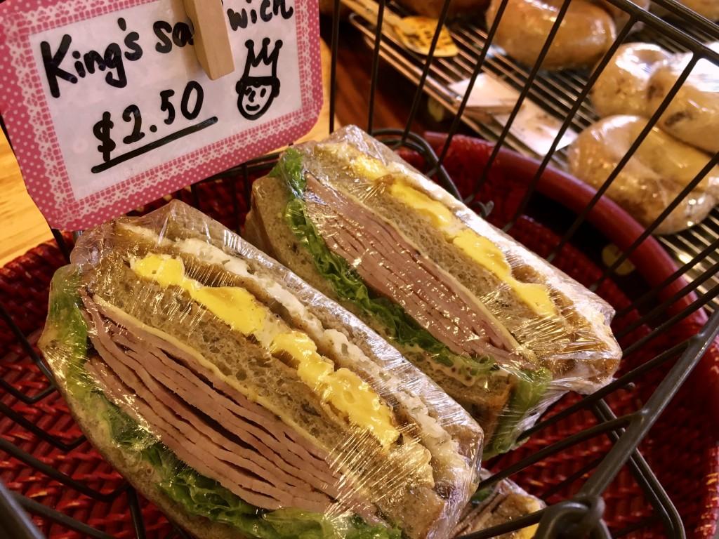 社長さんのサンドイッチ♡King's sandwich (New)