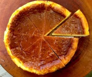 チーズケーキ3月